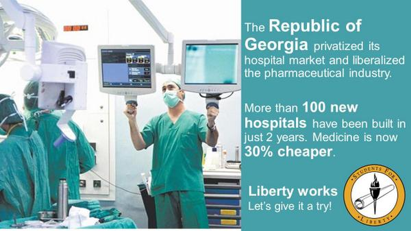 The Problem With State Provided Healthcare
