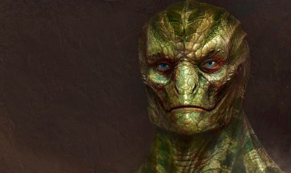 The Reptilian Hybrid
